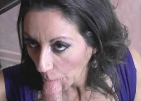 Mature slut Persia gets fucked hard